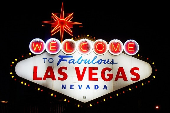 The Welcome to Fabulous Las Vegas Sign