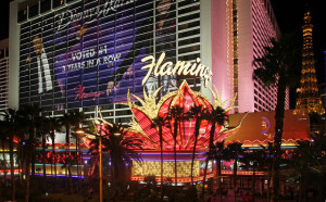 The Flamingo Hotel and Casino has been a Strip favorite since 1946