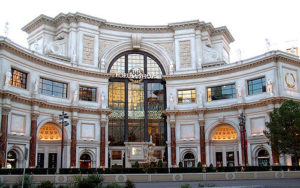 The Forum Shops at Caesars Palace is the most successful mall in the United States