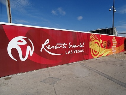 Resorts World is soon to be the newest casino and hotel in Las Vegas
