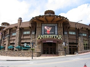 Ameristar Casino and Poker Room in Blackhawk, Colorado