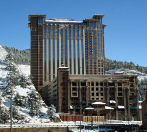 The Ameristar is one of 16 Casinos in Black Hawk, CO.