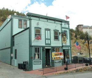 The Wild Card Saloon in Black Hawk