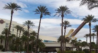 The Hard Rock Hotel & Casino is About 1 Mile Away From the Las Vegas Strip
