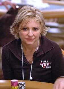 Jennifer_Harman is one of seven women who have won multiple World Series of Poker Bracelets
