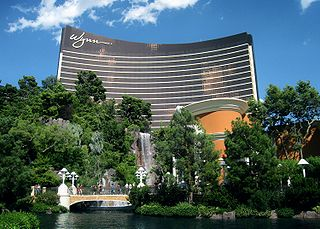 The beautiful Wynn is within walking distance of The Westgate Las Vegas Resort and Casino