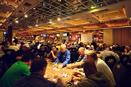 Best Poker Room in Las Vegas For Beginners Wanting to Play