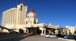 Whiskey Pete's - One of 3 casinos in Primm, Nevada