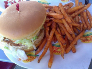 Johnny Rockets at the Excalibur