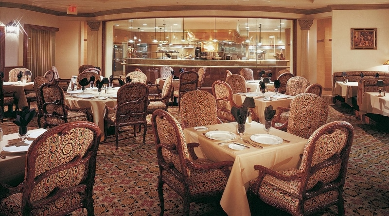 Camelot Steakhouse at the Excalibur
