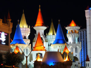 You have a lot of restaurant options at the Excalibur