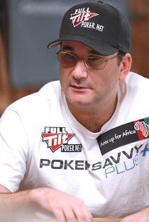 Mike Matusow in his Full Tilt heyday