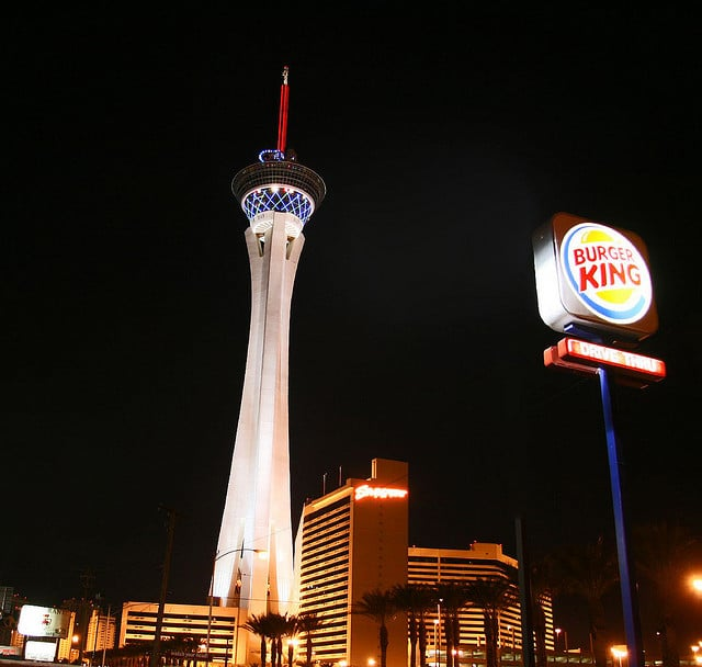 Location Of Food Courts On Las Vegas Strip