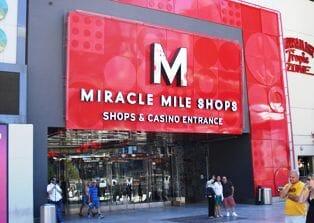 Miracle MIle Shops in Las Vegas