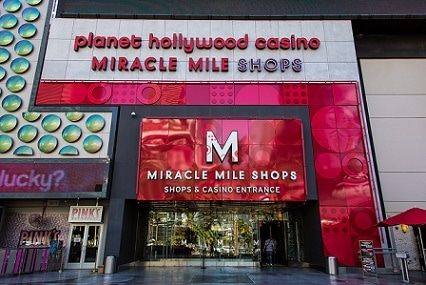 The Miracle Mile Shops at Planet Hollywood