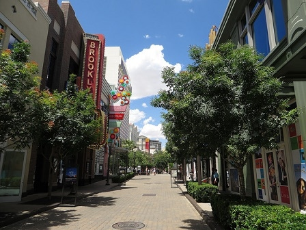 Shops at the Linq in Las Vegas