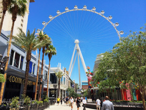 The Linq Promenade Shops have been a hit