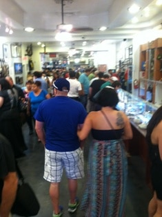 Inside the Gold & Silver Pawn Shop