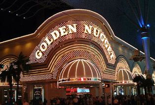 The Golden Nugget Is One Of 7 Hotels On Fremont Street