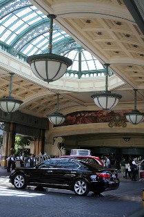 Bellagio Valet Parking