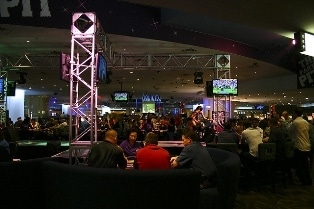 Luxor Casino's Party Pit