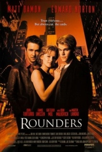 "The original ""Rounders"" movie poster"