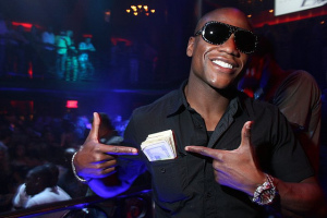 Floyd Mayweather  Loves to Bet