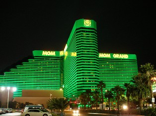 MGM Grand is the biggest hotel in Las Vegas