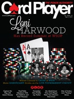 Loni Harwood Could Likely Make Some other Poker Magazine Covers