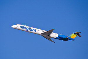 Allegiant has Wendover Fun Flights from 65 different cities