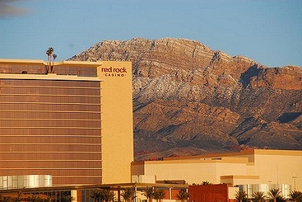 Red Rock Casino Resort Shoots off Fireworks