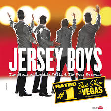 Jersey Boys has been a hit show in Las Vegas since 2008.