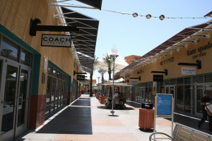 The Las Vegas Premium Outlets North