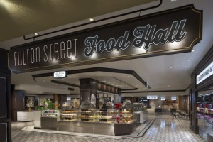 Harrahs Las Vegas Food Court - the Fulton Street Food Hall