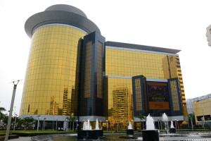 The Sands Hotel and Casino in Macau