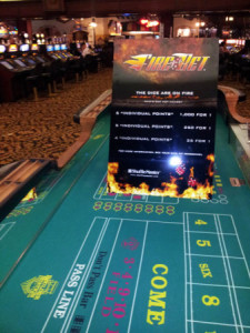Craps field bet rules