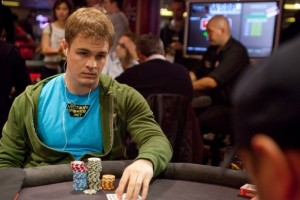 Andrew Robl at the World Series of Poker Europe