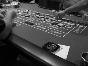 Many players try the Martingale Betting System at roulette