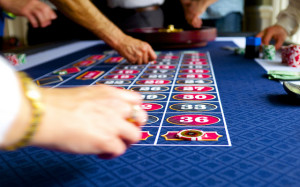 Using the Martingale Betting System in Roulette never works