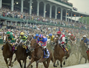 Even betting on the Kentucky Derby online is legal in the United States