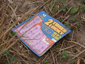 Second Chance Scratch Off Tickets Aren't Trash - They could be worth thousands