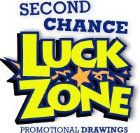 The Luck Zone is the name for the Texas Lottery's 2nd Chance Drawing Program