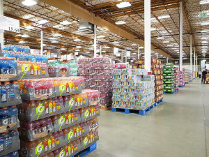 The closest Costco to the Las Vegas Strip is a business store version