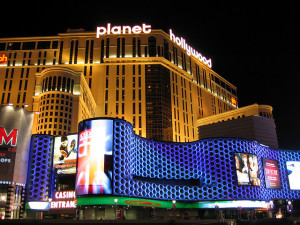 There is no cost to park at Planet Hollywood in Las Vegas