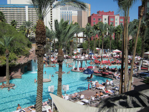A welcome sight for those June days in Las Vegas when the weather gets over 100 degrees