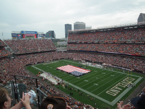 Browns stadium is probably full of fantasy football fans
