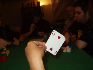 If you feel this is a playable poker hand, you're probably a fish.