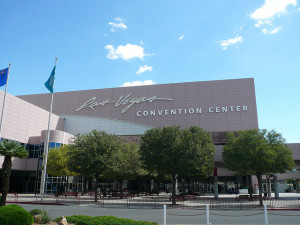 There are over 5,000 parking spaces at the Las Vegas Convention Center