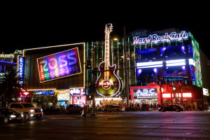 The Ross Dress for Less on the Las Vegas Strip