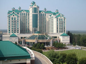 Foxwoods is the 2nd Biggest Casino in the United States
